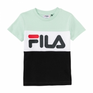 Fila Kids Classic Day Blocked Tee grün