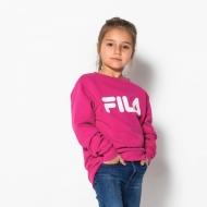 Fila Kids Classic Logo Crew Sweat pink