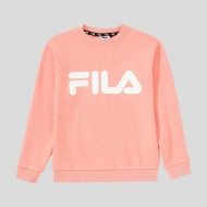 Fila Kids Classic Logo Crew Sweat lobster-bisque rosa