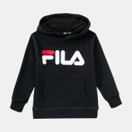 Fila Kids Classic Logo Hoodie black Bild 1