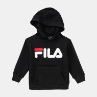 Fila Kids Classic Logo Hoody black Bild 1