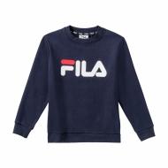 Fila Kids Classic Logo Sweat black-iris dunkelblau
