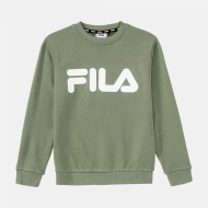 Fila Kids Classic Logo Sweat sea-spray grün