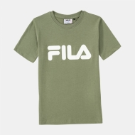 Fila Kids Classic Logo Tee  grün