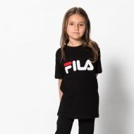 Fila Kids Classic Logo Tee black schwarz