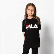 Fila Kids Classic Logo Tee black Bild 1