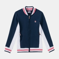 Fila Kids Jacket Oscar blue Bild 1