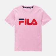 Fila Kids Lea Classic Logo Tee rose rosa