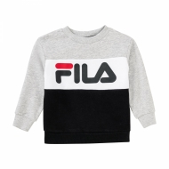 Fila Kids Night Blocked Crew Shirt Bild 1