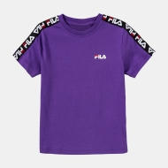 Fila Kids Tait Tee tillandsia-purple lila
