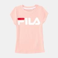 Fila Kids Tio Tee Dress rose Bild 1