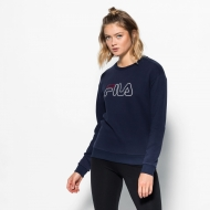 Fila Lara Crew Sweat black-iris
