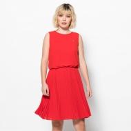 Fila Milan Fashion Week Dress rot