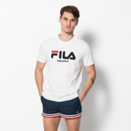 Fila Milan Fashion Week Tee weiß