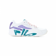 Fila Mindblower Wmn white-carribbean blau