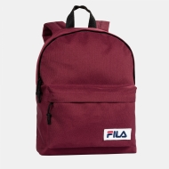 Fila Mini Backpack Malmö dunkelrot