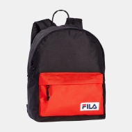 Fila Mini Backpack Malmö schwarz-rot