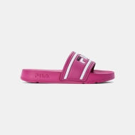Fila Morro Bay Slipper JR beetroot-purple rot