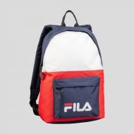 Fila New Backpack S'Cool Two black-iris-white-red dunkelblau