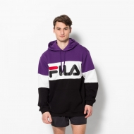 Fila Night Blocked Hoodie lila
