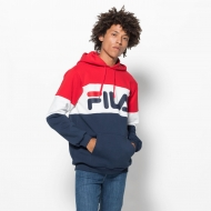 Fila Night Blocked Hoodie navyblau