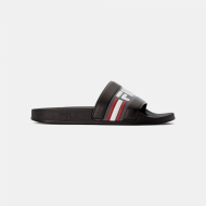 Fila Oceano Slipper Men black-white-red Bild 1