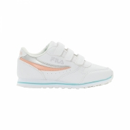 Fila Orbit Velcro Low JR weiß