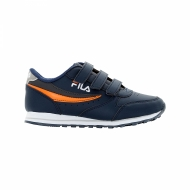 Fila Orbit Velcro Low JR blau