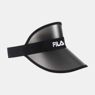 Fila Plastic Visor black schwarz
