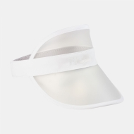 Fila Plastic Visor white weiß