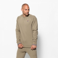 Fila Pozzi Essential Sweat grün
