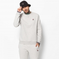 Fila Pozzi Essential Sweat  hellgrau