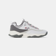Fila Ray CB Low Men white-gray-violet grau