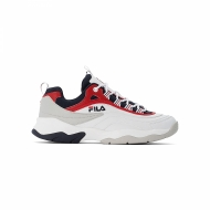 Fila Ray CB Low Men white-navy-red Bild 1