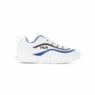 Fila Ray Low Men white electric-blue  blau