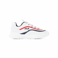 Fila Ray Low Wmn white-navy-red Bild 1