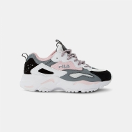 Fila Ray Tracer Kids white-pink-grey rosa