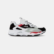 Fila Ray Tracer Men white-black-red schwarz-rot