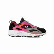 Fila Ray Tracer Wmn black-pink-yarrow pink
