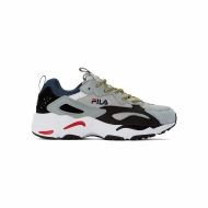 Fila Ray Tracer Wmn grey-black-white grau