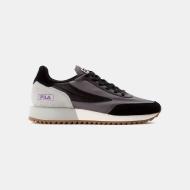 Fila Retronique Wmn black-gray-violet schwarz
