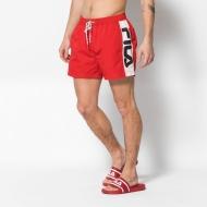 Fila Safi Swim Shorts rot