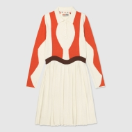 Fila Serena Knitted Dress Wmn eggnog Bild 1