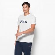 Fila Shirt Logo Cotton Bild 1