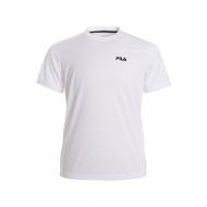 Fila Shirt Logo Small weiß