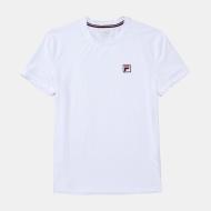Fila Shirt Milan white weiß
