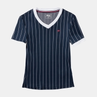 Fila Shirt Pearl Girls dark-blue Bild 1