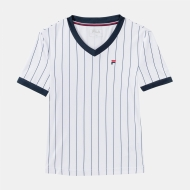 Fila Shirt Pearl Girls white weiß
