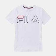 Fila Shirt Ricki Kids white weiß