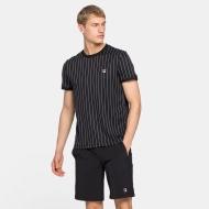 Fila Shirt Stripes black Bild 1